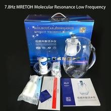 MRETOH 7.8Hz Molecular Resonance Water Activator Reduce high blood pressure, high blood sugar, high blood fat factory Outlet blood pact