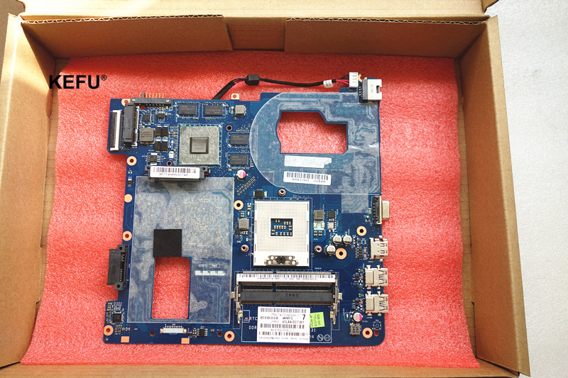 LA 8861P fit for Samsung NP350 NP350V5C NP350V5X Laptop motherboard HD 7600M Series 1GB BA59 03393A