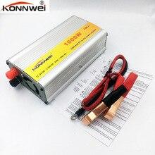 Профессиональный автомобильный инвертор 1000 Вт постоянного тока 12 В в переменный ток 220 В, инвертор, зарядное устройство, трансформатор, автомобильный инвертор, переключатель мощности