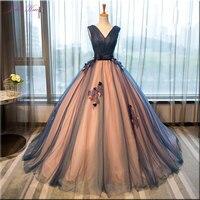 Julia Kui шелковистые тюлевые Бальные платья с v образным вырезом пышные платья Элегантные Формальные платья на заказ
