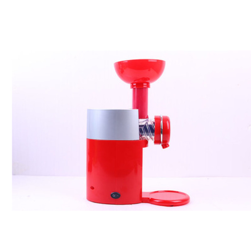 Ice Cream Machine Household Children Mini- Small-sized Self-control Fruits Manual Diy Ice Cream Sand-ice Planer Ice Cream 1