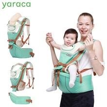 Baby Carrier 10 in 1 Sling az újszülöttek számára Multifunkcionális Baby Kenguru Hipseat gyerekeknek 0-tól 36 hónapig Mix Betöltés 25kg