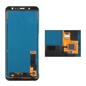 """Image 4 - 5.6 """"LCD Per Samsung Galaxy J6 2018 J600 SM j600F J600g J600fn/ds Display LCD Dello Schermo di Tocco di SensorReplacement Repari parti"""