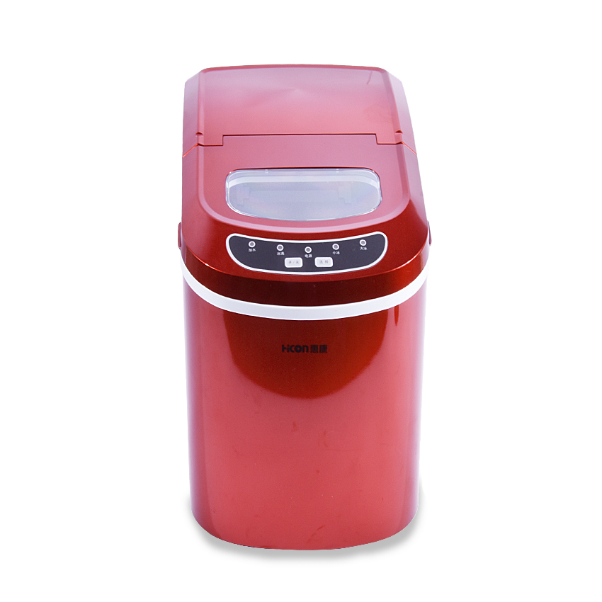 1pc15kgs/24H 220V Small Commercial Automatic Ice Maker Household Ice Cube Make Machine For Home Use, Bar, Coffee Shop