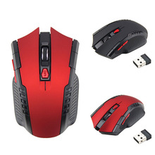 2 4Ghz Mini portable Wireless Optical font b Gaming b font Mouse Mice Professional Gamer Mouse