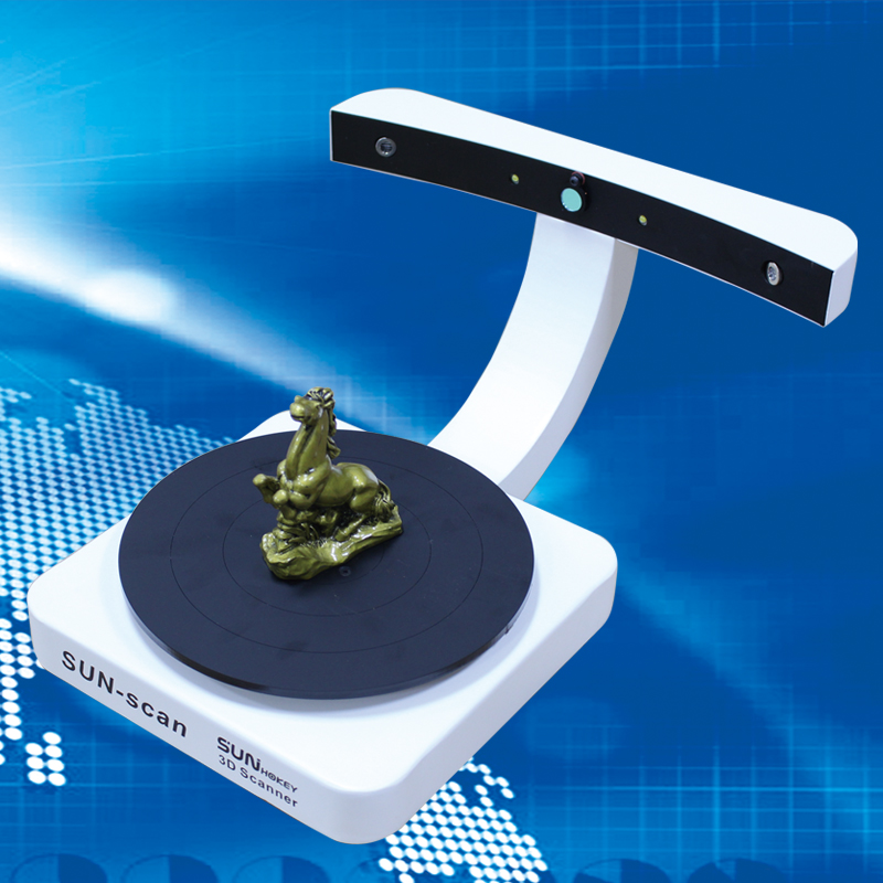 Sunhokey High Accuracy Portable Sun Scan Desktop 3D