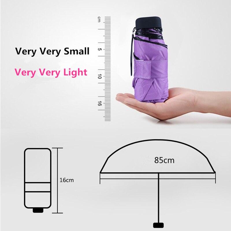 Мужской женский 200 г компактный пять складной дождь travele легкий алюминиевый красный зеленый Для женщин Для мужчин высокого качества дешевые зонтик зонтики