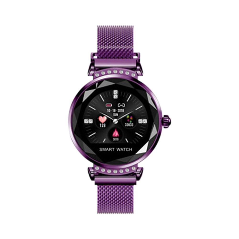 Fashion H2 Smart Watch For Women Girls 3D Diamond Watches Heart Rate Blood Pressure Monitor Bracelet IP67 Waterproof SmartwatchFashion H2 Smart Watch For Women Girls 3D Diamond Watches Heart Rate Blood Pressure Monitor Bracelet IP67 Waterproof Smartwatch