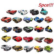 5 unids modo coche de metal antiguo de colección toy cars for sale colección miniaturas escala cars modelos 1: 64