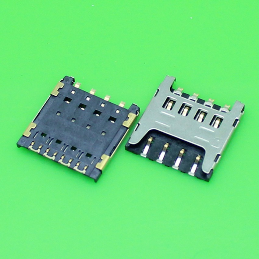 how to open the sim card slot on iphone 5s 2pcs lot brand new sim card socket tray holder slot 9742