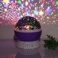 ПРИВЕЛО Ночное Освещение Лампы, Осветить Вашу Спальню С Этой Луны, звезды, Небо Романтический СВЕТОДИОДНЫЙ Ночник-Проектор, лучший Подарок Для Малыша Подростков