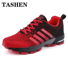 Men Running Shoes Breathable Outdoor Sports Shoes Lightweight Sneakers for Women Comfortable Athletic Training Footwear men women running shoes classic mesh breathable lightweight sports sneakers athletic trainers