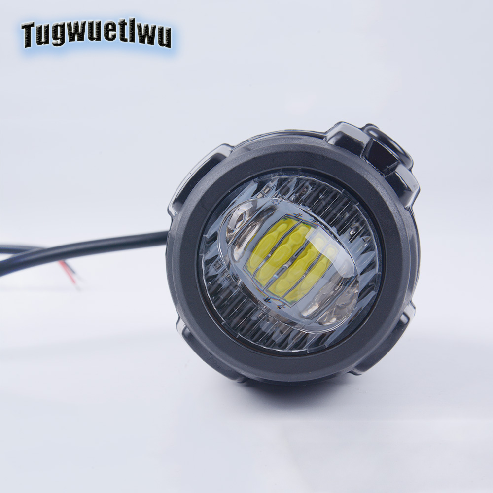 Motorcycle Led Auxiliary Lamp Driving Lights Led Fog Light