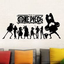 Free Shipping Japanese Anime Wall Decal Stickers Decor Modern Vinyl Home  GW-27