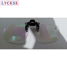 Унисекс Клип на очки для чтения лупа для женщин и мужчин без оправы для пресбиопии очки клипсы линзы+ 1,0,+ 1,5,+ 2,0,+ 2,5,+ 3,0,+ 3,5,+ B3