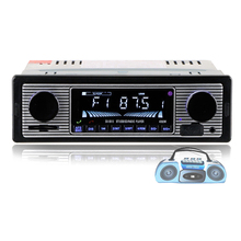 Bluetooth Auto D'epoca Radio MP3 Stereo USB AUX Classic Car Stereo Audio