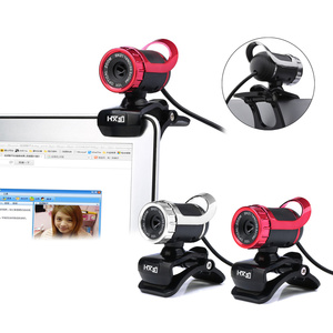 Image 5 - HXSJ HD  Pixels High Definition Webcamera CMOS Rotatable Webcams USB Web Camera With Microphone Mic for Computer PC Laptop