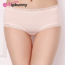 100% Cotton Lingerie Panties Elastic Breathable Push up  sexy Womens Briefs Underwear