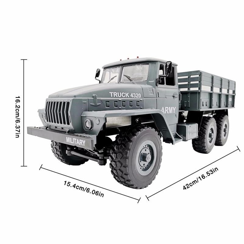 RC خصم 6WD Estrada 16