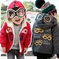 Boys Jacket 2016 New Spring Boys Jackets Coats Epaulet Zipper Fashion Hooded Long Kids Jacket Pockets Children Outerwear Coat
