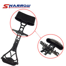 SHARROW Arrow Pot Black Quick Release Compound Bow Adult Youth Shooting Hunting Use Wood Carbon Bamboo
