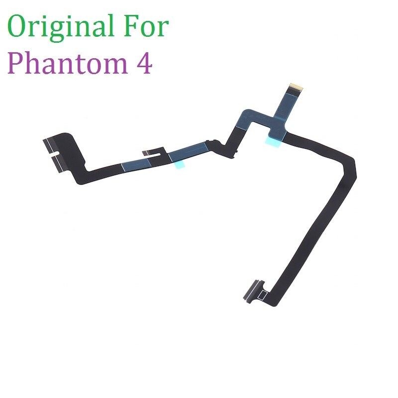 100% オリジナル DJI ファントム 4 柔軟なジンバルフラットケーブルリボンライン Phantom 4 修理部品  グループ上の 家電製品 からの ドローンケーブル の中 1
