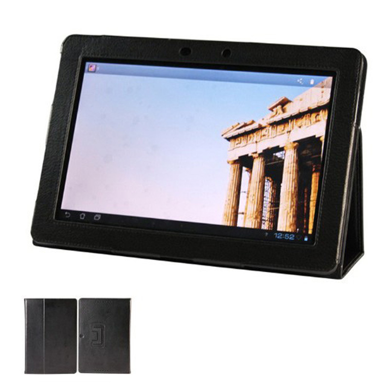2-Folding Luxury Folio Stand Leather Case Magnetic Protective Cover For ASUS MeMO Pad Smart 10 ME301T ME301 K001 10.1' Tablet new 2 folder luxury magnetic folio stand