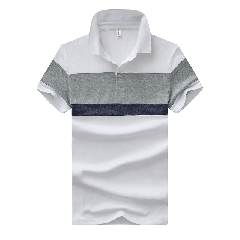M-3XL   polo   shirt men casual mens   polo   shirt brands with short sleeve designer 2019 striped short sleeve men   polo   shirt cotton