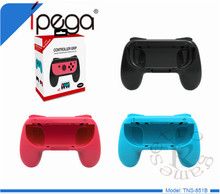 2 pcs Controller Bracket Hand Holder for NS Put on-resistant dustproof Pleasure-con Deal with Grip for Change NS NX Joycon Controller