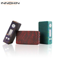 Box Mod Innokin BigBox Atlas Vaporizer Electronic Cigarette 200W TC Vape Mod Resin Battery Powered by Dual 18650