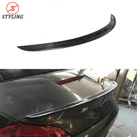 E89 Carbon Spoiler wing 3D Style For BMW Z Series Z4 Carbon Fiber Rear Bumper trunk spoiler styling 2009 2010 2011 2012 2013