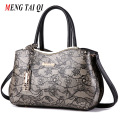 Top-handle bags shoulder bags handbags women famous brands high quality printing leather women messenger bags luxury designer 4