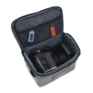 Image 5 - Wennew étanche DSLR sac pour appareil Photo pour Nikon Canon SONY Panasonic Olympus FUJIFILM photographie étui Photo objectif sac à dos