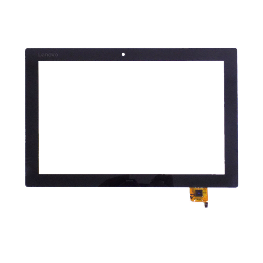 For Lenovo MIIX 310-10ICR Miix 310 Miix310 Touch Screen Glass Digitizer Panel Front Glass Lens Sensor srjtek 10 1 lcd display for lenovo miix 310 10icr miix 310 10icr matrix screen tablet pc replacement parts lcd screen