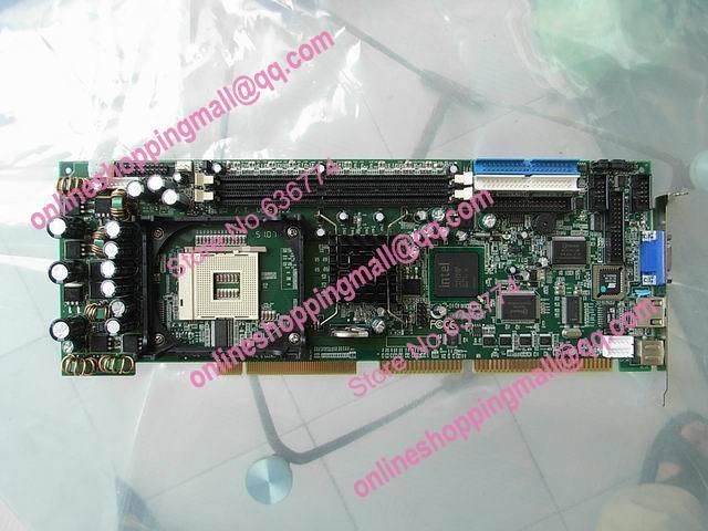 Long Cpu Card standard LGA775 DDR3 picmg1.0 845 chip dual serial base plate