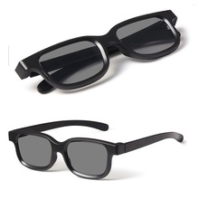 Passive Polarized 3D Glasses For 3D TV RealD 3D Cinema Movie Theaters System For Adults