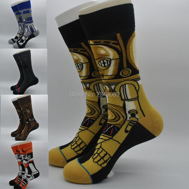 STAR WARS Cotton Socks Men & Women