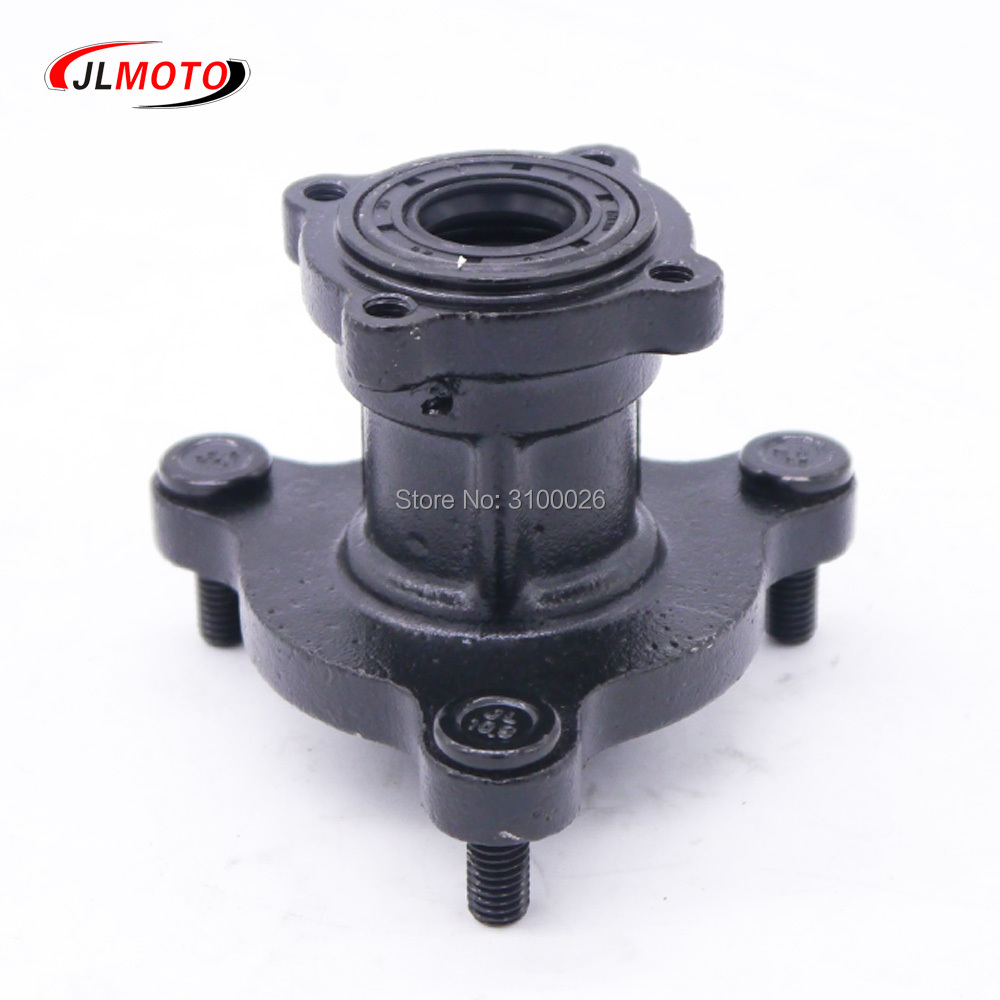 Atv Parts & Accessories Atv,rv,boat & Other Vehicle Sporting Front 90mm 3*m8 15mm Stud Wheel Hub Fit For 50cc 110cc 125cc Atv 6 7 8 Inch Rim Tire Go Kart Buggy Karting Atv Quad Bike Parts
