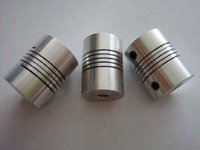 8x8mm Flexible Shaft Coupler 8mm To 8mm Motor Shaft Couplings Connector Diameter 25mm Length 30mm 050210