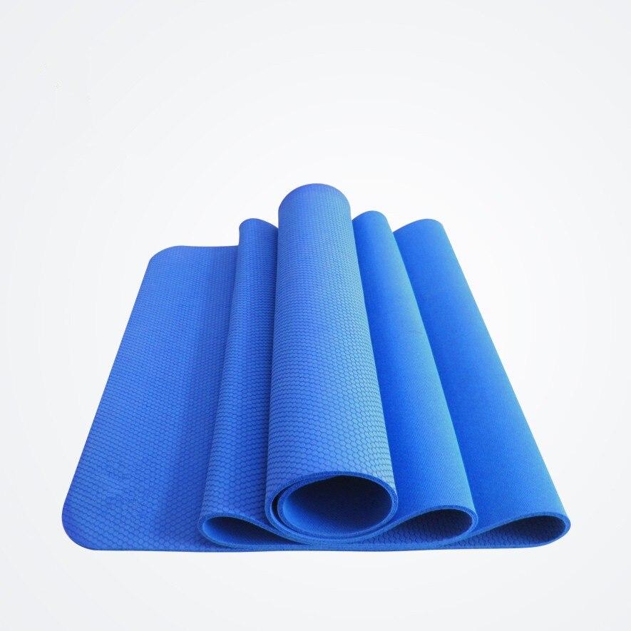 Tapis de Yoga En Caoutchouc Naturel anti-dérapant Écologique Pour Bikram Meilleur Tapis De Yoga Pour Le Yoga Chaud Fitness Facile à plier tapis de gymnastique En Caoutchouc - 3