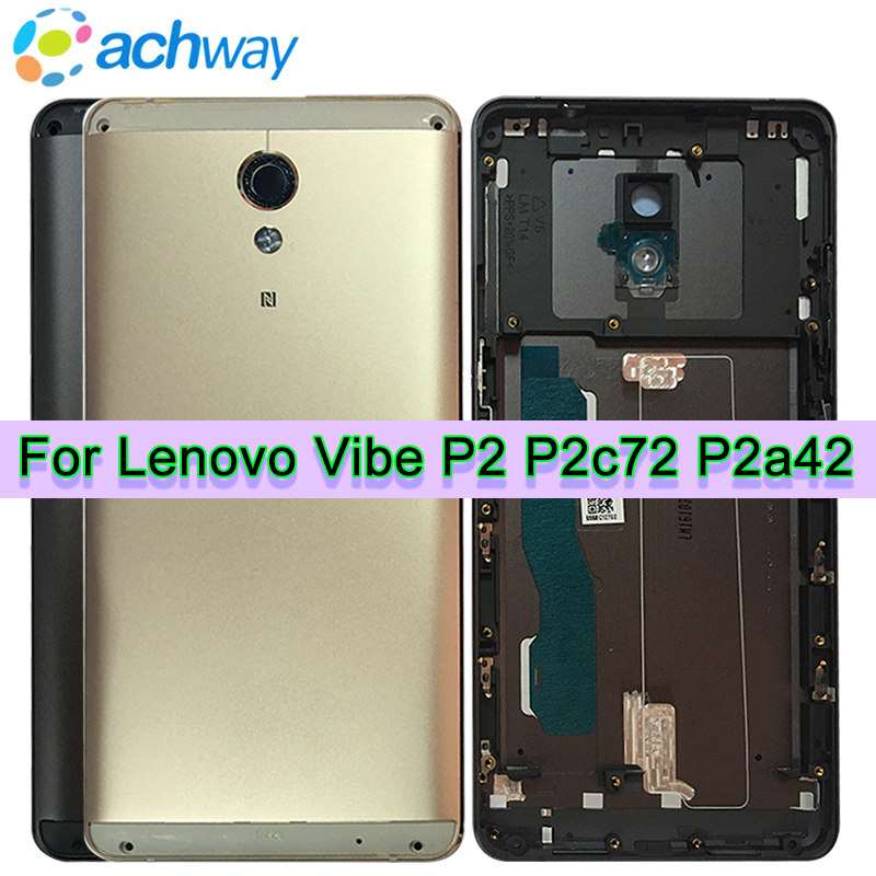 Vibe P2 Back Battery Cover