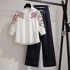 Embroidered 2 Piece ...