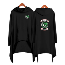 цена на Drop shopping  Women's Clothing TV Riverdale Hoodies Sweatshirts Album South sexy Hoodie Sweatshirt Free Shipping