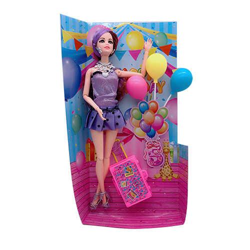 """2019 Мода Барби принцесса кукла смешанный костюм 11,5 """"кукла с одеждой воздушный шар эмаль пластиковые детские аксессуары Игрушка"""