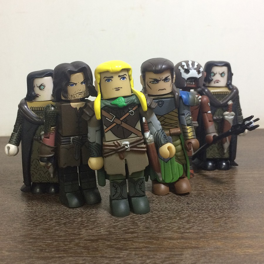 Lord of the Rings Legolas and Gimli