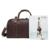 Marrant multi-purpose sacos de viagem dos homens de couro genuíno sacos de homens de couro saco ocasional saco da bagagem do duffle bolsa de viagem mala saco