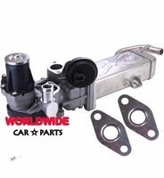 For VW Caddy Mk3 1.6 TDI EGR Cooler and EGR Valve 03L131512CF 03L131512CH 03L131512BB 03L131512DQ 03L131512N