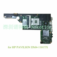 6050A2371701 MB-A01 SPS 621045-001 For HP Pavilion DM4 DM4-1101TX laptop motherboard ATI Mobility Radeon HD 5470 graphics