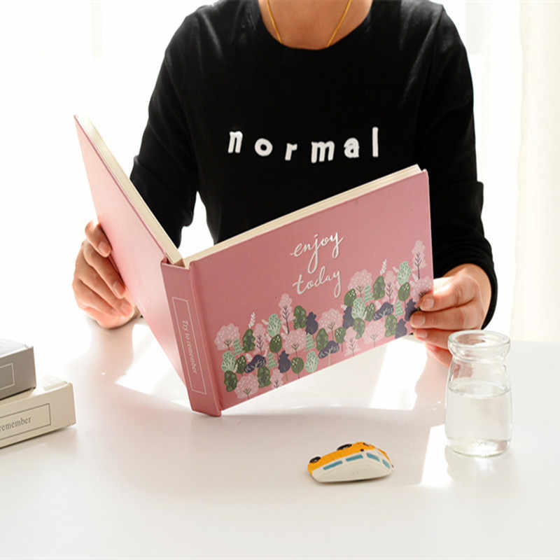 48 Pockets Polaroid Photo Album 4 inch Mini Instant Picture Family Memory Baby DIY Scrapbook Album Korea wedding Inset Album