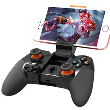 Moveable Bluetooth Google Gamepad 3D VR Glasses VR CASE RK GAME 4th Distant Management Gamepad Joystick for iOS and Android Computer Video games